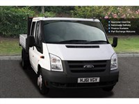 Used Ford Transit Tipper Tdci 115Ps [drw]