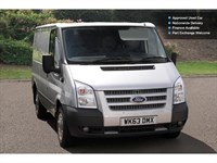 Used Ford Transit Low Roof Van Trend Tdci 125Ps
