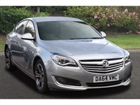 Used Vauxhall Insignia Cdti Limited Edition 5Dr Auto Hatchback