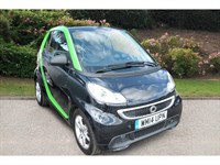 Used Smart Car Fortwo Cabrio Pulse Mhd 2Dr Softouch Auto [2010] Cabriolet