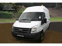 Used Ford Transit High Roof Van Trend Tdci 115Ps