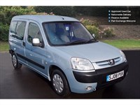 Used Peugeot Partner Combi 1.4 Totem 5Dr Estate