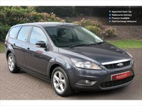 Used Ford Focus Zetec 5Dr Auto Estate