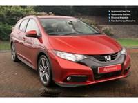 Used Honda Civic I-Vtec Se Plus 5Dr Estate