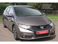 Used Honda Civic I-Vtec Se Plus 5Dr Estate