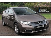 Used Honda Civic I-Vtec Es 5Dr Auto Hatchback