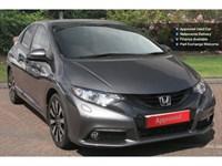 Used Honda Civic I-Vtec Ex Gt 5Dr Auto Hatchback