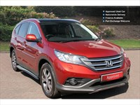 Used Honda CR-V I-Vtec Ex 5Dr Auto Estate