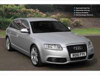 Used Audi A6 Tdi 170 Le Mans 5Dr Estate