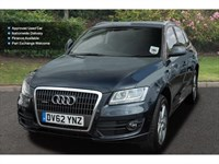 Used Audi Q5 Tdi [143] Quattro Se 5Dr [start Stop] Estate