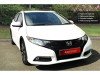 Used Honda Civic I-Dtec Sr 5Dr Estate