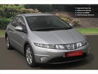 Used Honda Civic I-Ctdi Sport 5Dr Hatchback
