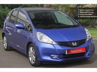 Used Honda Jazz 1.4 I-Vtec Ex 5Dr Hatchback