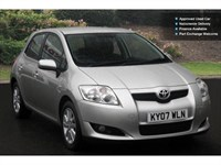 Used Toyota Auris Vvti T Spirit 5Dr Mm Hatchback