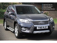 Used Toyota RAV4 D-4D Xt-R 5Dr Estate