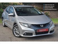 Used Honda Civic I-Dtec Ex 5Dr Hatchback