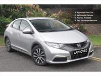 Used Honda Civic I-Dtec Se 5Dr Hatchback