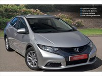 Used Honda Civic I-Vtec Es-T 5Dr Hatchback
