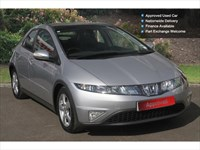 Used Honda Civic I-Vtec Es 5Dr I-Shift Auto Hatchback