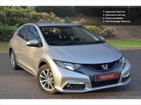 Used Honda Civic I-Vtec Es 5Dr Hatchback