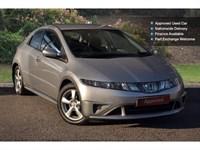 Used Honda Civic I-Vtec Se 5Dr Hatchback