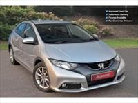 Used Honda Civic I-Vtec Ex 5Dr Hatchback