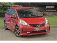 Used Honda Jazz 1.4 I-Vtec Si 5Dr Hatchback