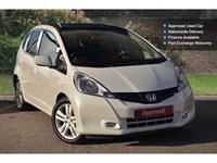 Used Honda Jazz 1.4 I-Vtec Ex-T 5Dr Hatchback