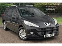 Used Peugeot 207 Vti Active 5Dr Auto Estate
