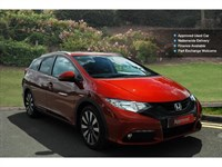 Used Honda Civic I-Dtec Sr 5Dr Estate