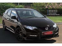 Used Honda Civic I-Vtec Black Edition 5Dr Estate
