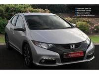 Used Honda Civic I-Vtec Se Plus 5Dr Hatchback