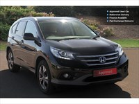 Used Honda CR-V I-Vtec Sr 5Dr Auto Estate