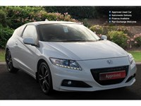 Used Honda CR-Z Ima 137 Gt 3Dr Coupe