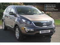 Used Kia Sportage Crdi Kx-2 5Dr Estate
