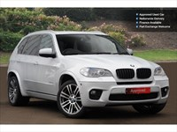 Used BMW X5 Xdrive30D M Sport 5Dr Auto Estate