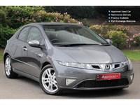 Used Honda Civic I-Vtec Es 5Dr Hatchback
