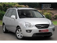 Used Kia Carens Crdi Ls 5Dr Auto [7 Seat] Estate