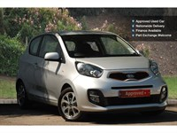 Used Kia Picanto City 3Dr Hatchback