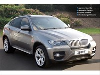Used BMW X6 Xdrive40D 5Dr Step Auto Estate