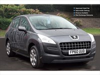 Used Peugeot 3008 Hdi 112 Active 5Dr Egc Estate