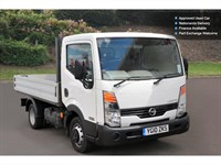 Used Nissan Cabstar 35.13 Dci Basic+ Dropside