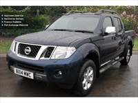 Used Nissan Navara Double Cab Pick Up Tekna Dci 190 4Wd Auto