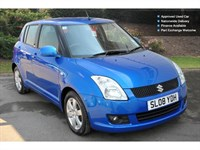 Used Suzuki Swift Glx 5Dr Hatchback