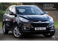 Used Hyundai ix35 Crdi Premium 5Dr Estate