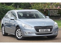 Used Peugeot 508 508 E-Hdi 112 Sr 5Dr Egc Estate
