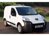 Used Peugeot Bipper 1.3 Hdi 75 Professional [non Start/Stop]