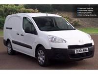 Used Peugeot Partner 716 S Hdi 92 Crew Van