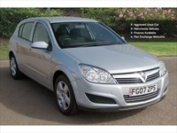 Used Vauxhall Astra I 16V Club 5Dr Hatchback