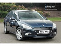 Used Peugeot 508 508 E-Hdi 112 Active 5Dr Egc Estate
